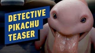 Pokémon Detective Pikachu Teaser - Lickitung Reveal!