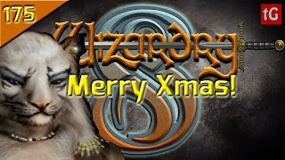 Let's Play Wizardry 8 on Expert: Merry Christmas! #175 PC Gameplay HD