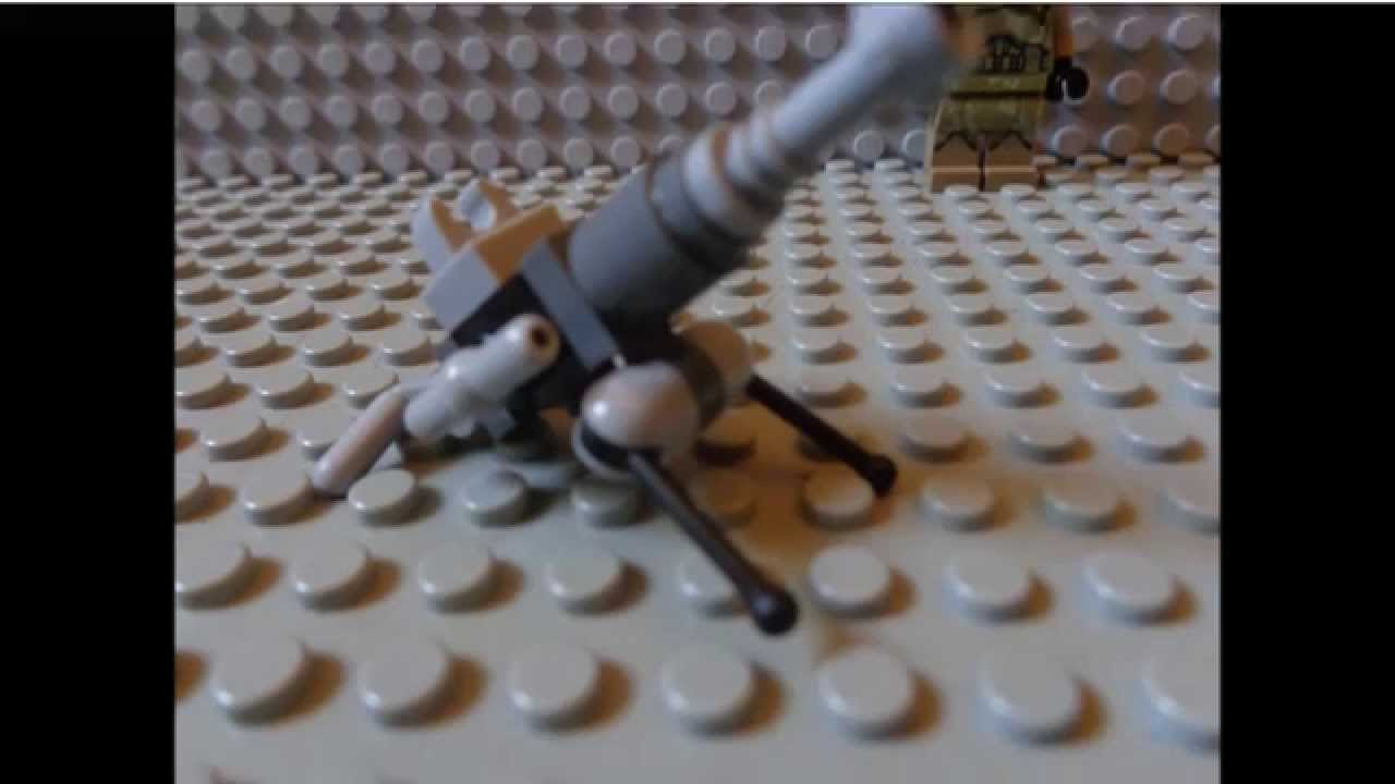 Tuto comment faire une tourelle lego star wars youtube - Comment faire une ville lego city ...