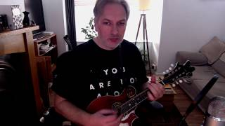 Farrel O'Gara's (reel) on mandolin