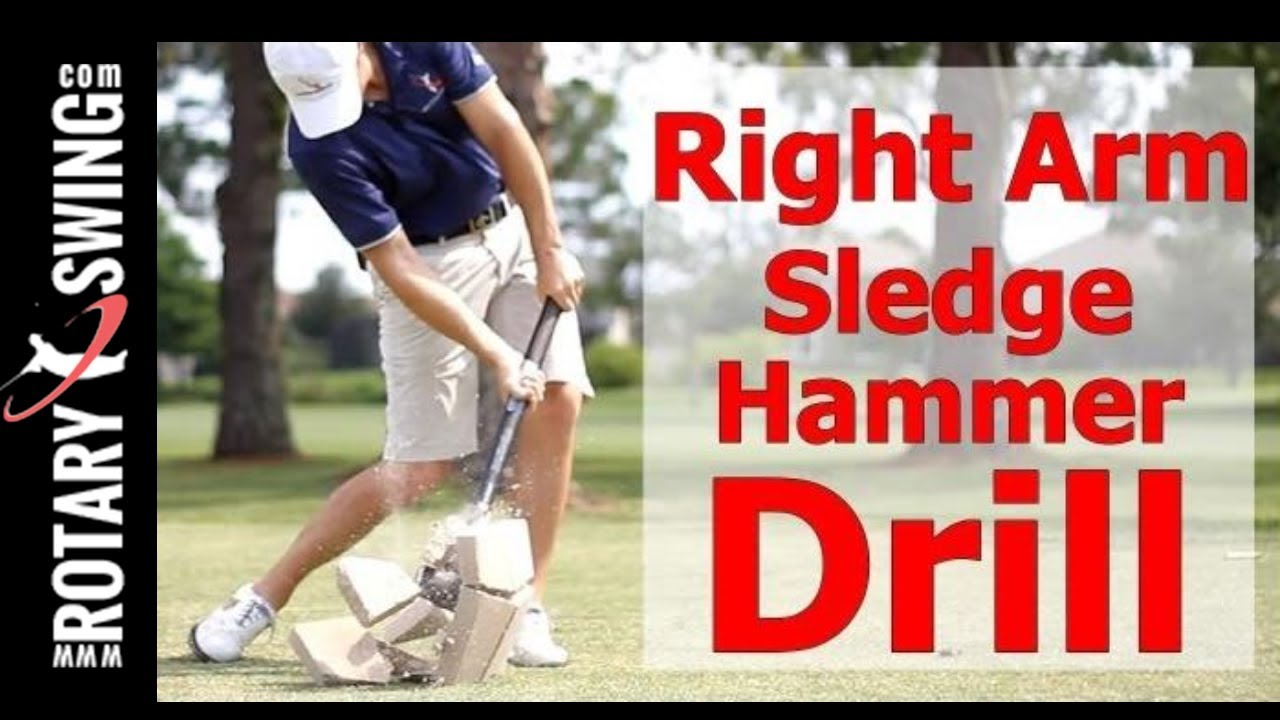 Increase Your Golf Swing Speed w/ the Right Shoulder Drill ...