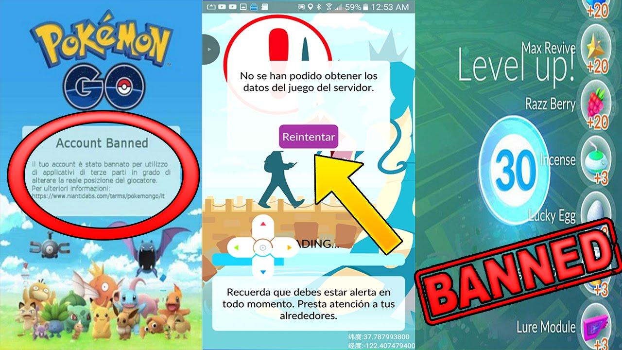 Pokemon Go Ban Umgehen