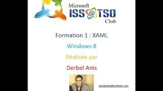 Tutoriel Windows 8(c#+xaml) : Introduction (Par Derbel Anis)