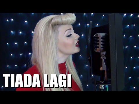 TIADA LAGI (Cover) By CASSIDY LA CREME - [Mayangsari - Amy Search]  Orang Putih Minah Salleh Nyanyi