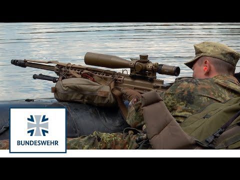 Best Sniper Competition – Scharfschützen der Bundeswehr Im Wettbewerb