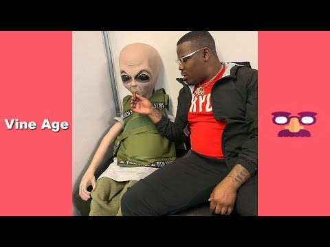 Try Not To Laugh Watching Funny Skits Video   Weekly Beyond The Vines August 2019 #1