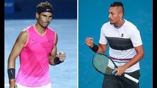 Rafael Nadal LIVE STREAM  Mexican Open second round match vs Nick Kyrgios