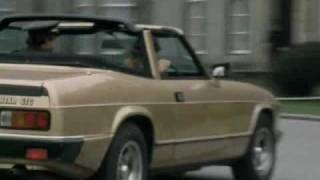 Reliant Scimitar GTC in old tv series - clip 2