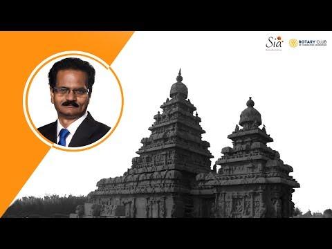 Dr. Shivanagi Reddy on ALAMPUR AND EASTEN CHALUKYAN TEMPLES OF ANDHRA PRADESH.