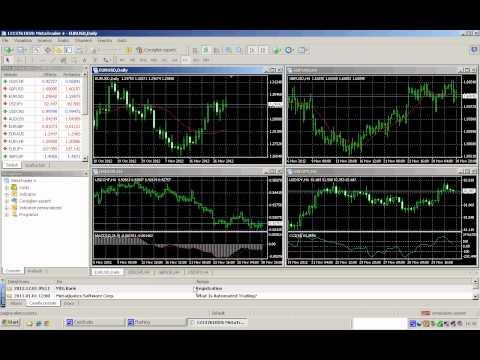 Videocorso gratuito Metatrader: 1 panoramica generale