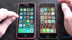 iPhone 5C vs. iPhone 5S | Pocketnow