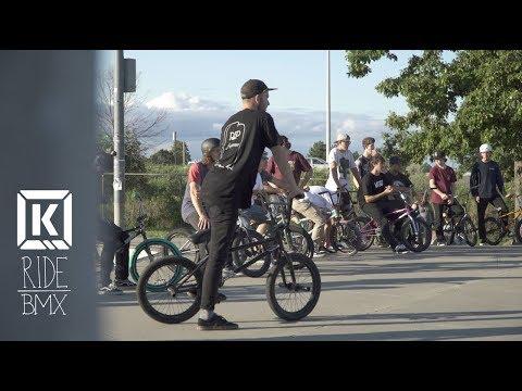 BMX: KINK MISSISSAUGA SKATEPARK JAM