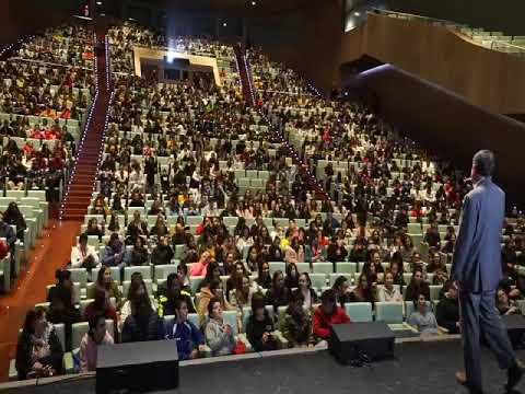 """Unos 1.400 estudiantes participaron en el """"Enlaza Vigo"""""""