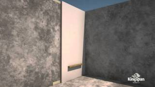 Verwerkingsvideo Kooltherm K17 Binnenisolatie Element (Engelstalig)