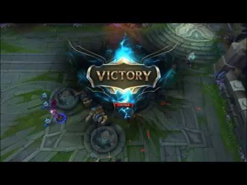 League Of Legends   THRESH SUPPORT   Best moments (1 game)