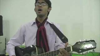 Hindi Christmas song - Dur ek tara - Hindi Christian Worship song (Ashley Joseph)