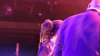 Spur of the Moment - Ruben Studdard & Lalah Hathaway Cap Jazz Cruise