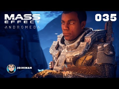 Mass Effect Andromeda #035 - Brückensabotage [PS4][HD]