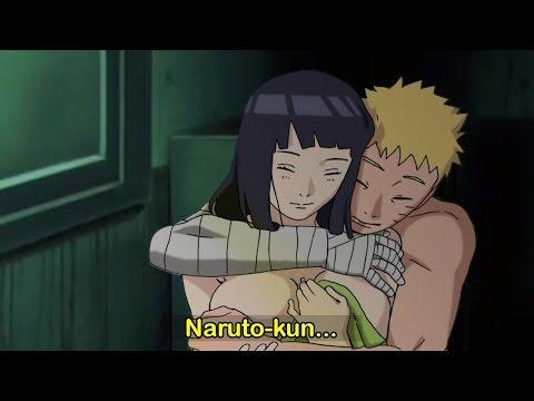 La primer NOCHE que pasaron juntos NARUTO y HINATA UZUMAKI