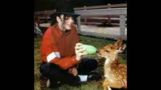 Michael Jackson with his beautiful children - You Are My Life - lyrics HQ