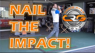 LOWER HANDS FOR BETTER IMPACT!