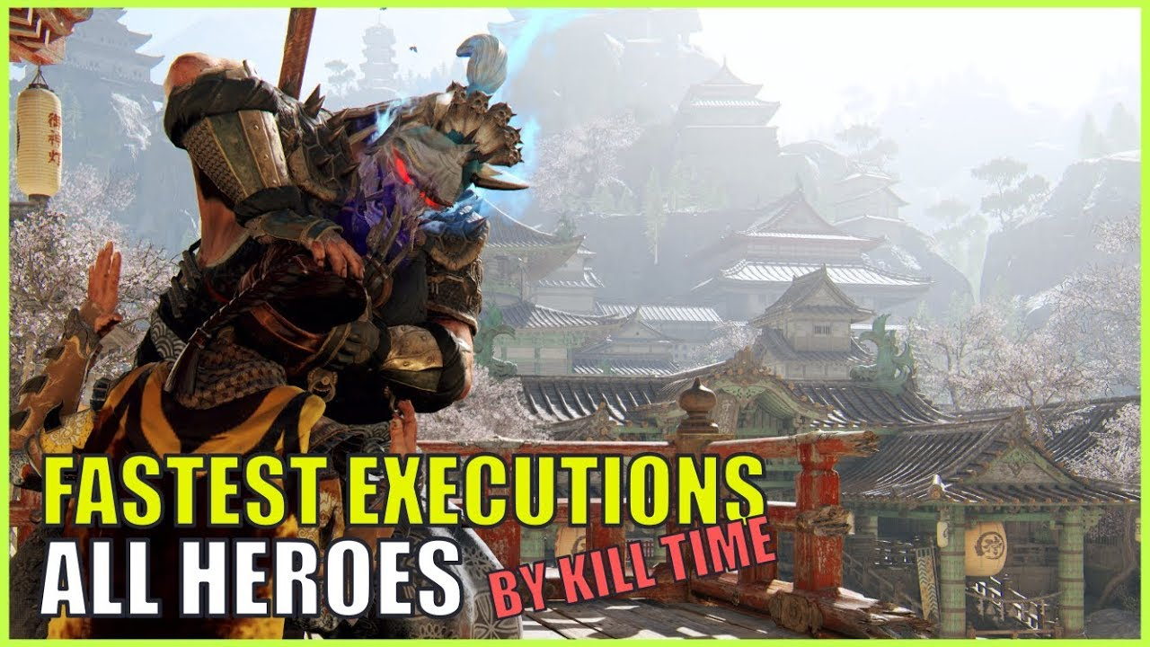 For Honor - Executions: Fastest kill