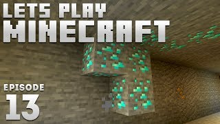 iJevin Plays Minecraft - Ep. 13: EZ DIAMONDS! (1.15 Minecraft Let's Play)