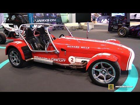 2019 Caterham Seven 360 Yasmarina Circuit Race Car – Walkaround – 2019 Dubai Motor Show
