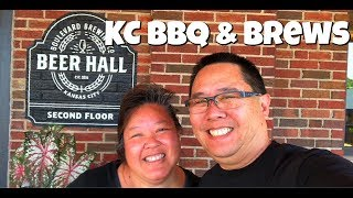 Kansas City BBQ & Brews!