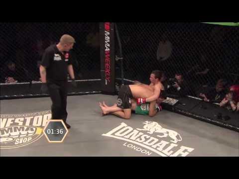 BAMMA 8: Paul McVeigh vs Erik Perez