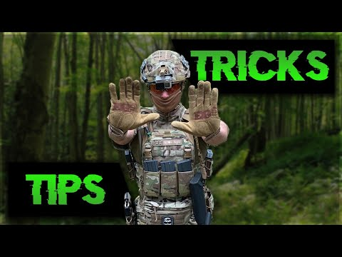 Airsoft CQB How to be Effective and Aggressive! (Tips&Tricks)