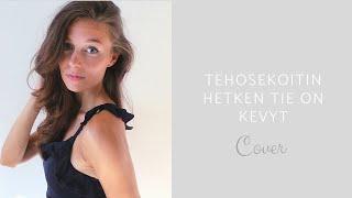 Hetken tie on kevyt - Laura Närhi Cover