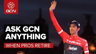 What Do Professional Cyclists Do After They Retire? | Ask GCN Anything About Cycling