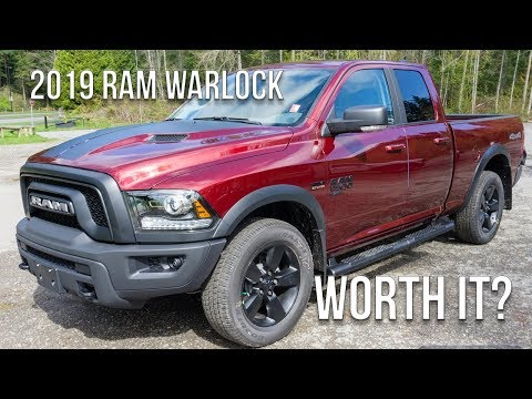 QUICK TAKE: 2019 Ram 1500 Classic Warlock: