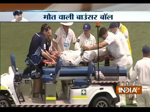 Australian Cricketer Phillip Hughes Dies Being Hit by Ball During Match