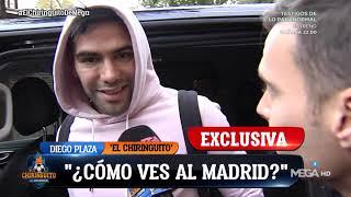 FALCAO HABLA sobre la situación del REAL MADRID