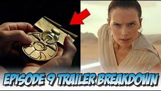 Star Wars: Episode IX - Official Trailer   Breakdown (Shot by Shot)