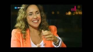 Programa Só Visto - Portugal entrevista Daniela Mercury. Exibido em 19OUT2014