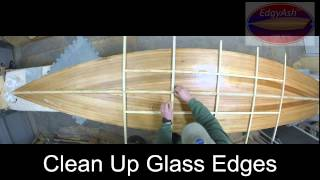 Edgyash™ Diy Paddle Board Kit Build (11) – Deck Prep