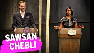Chez Krömer vom 13.10.2020 mit Sawsan