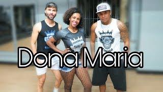 Baixar Dona Maria - Thiago Brava ft. Jorge - LÉO SANTANA COREOGRAFIA