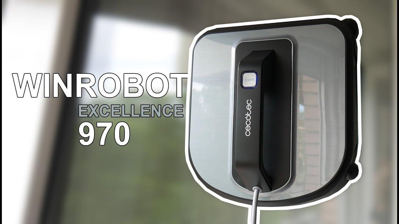 mejor robot limpia ventanas
