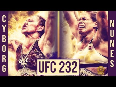 "Cris Cyborg vs Amanda Nunes UFC 232 Promo | BRAZIL VS BRAZIL | ""You Called Me Out"" #UFC232"