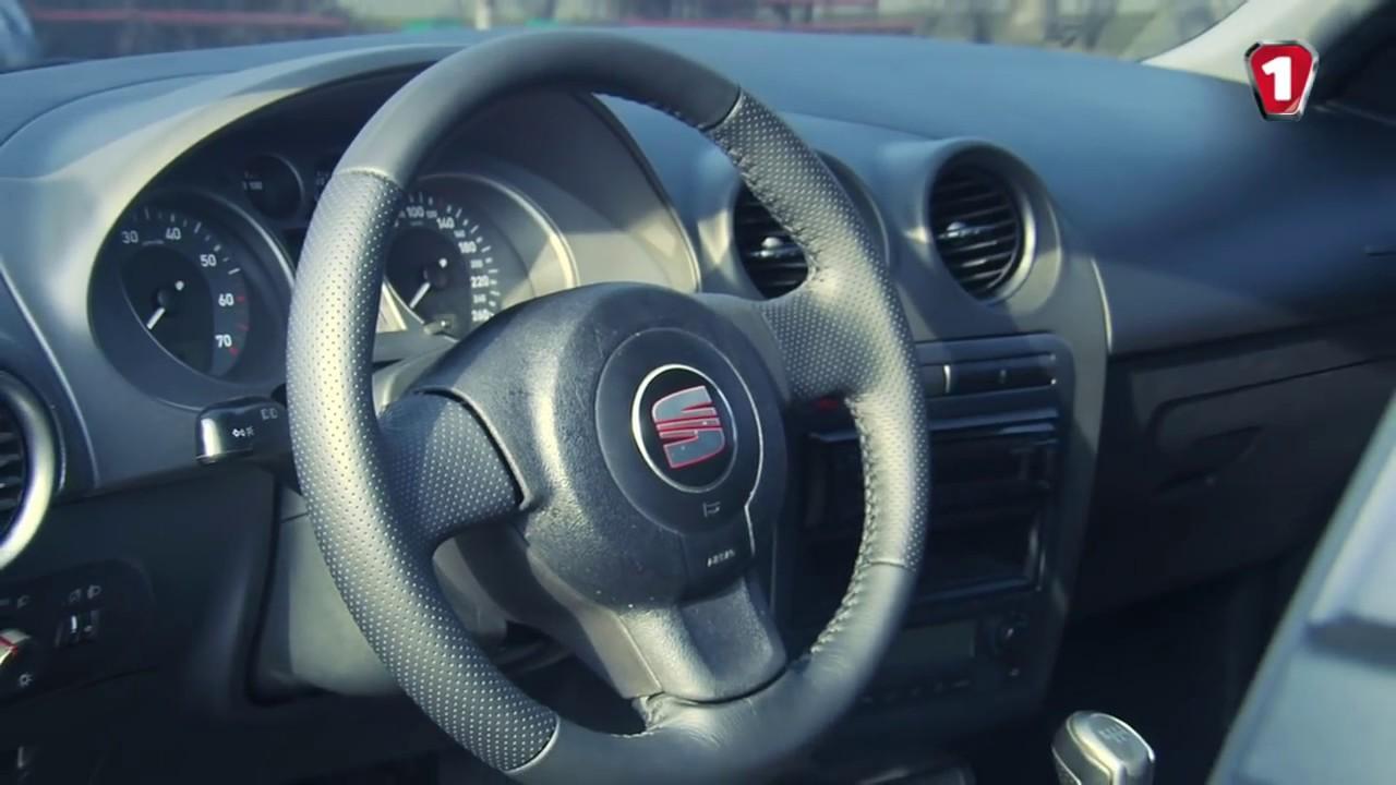 """""""ГаражAC"""" обзор б.у. авто Seat Cordoba  2002-2009 г.в."""