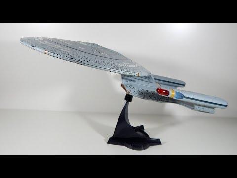 Review #82: Enterprise NCC-1701-D and Future Enterprise D