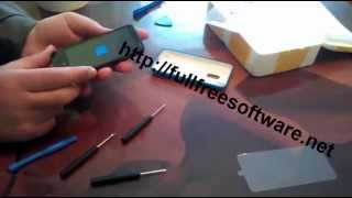 How to replace touch screen Nokia Lumia 620