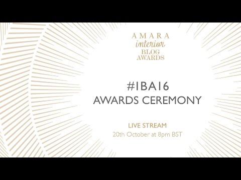 Amara Interior Blog Awards 2016
