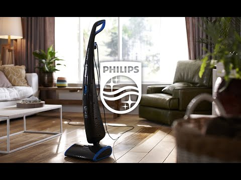 aspiratorul 3 in 1 cu spalare philips aquatrio pro youtube. Black Bedroom Furniture Sets. Home Design Ideas