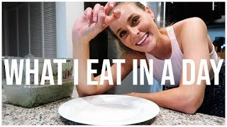What I Eat In A Day + Daily Exercise #onshrooms