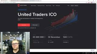 English version of United Traders ICO by Anatoly Radchenko